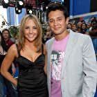 Amanda Bynes and Stephen Colletti at an event for 2006 MTV Movie Awards (2006)