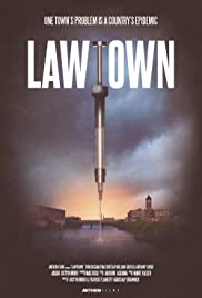Lawtown Poster