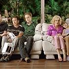 Rene Russo, Tim Allen, Ben Foster, Zooey Deschanel, and Patrick Warburton in Big Trouble (2002)