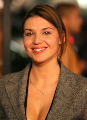 Barbara Nedeljakova at an event for BloodRayne (2005)