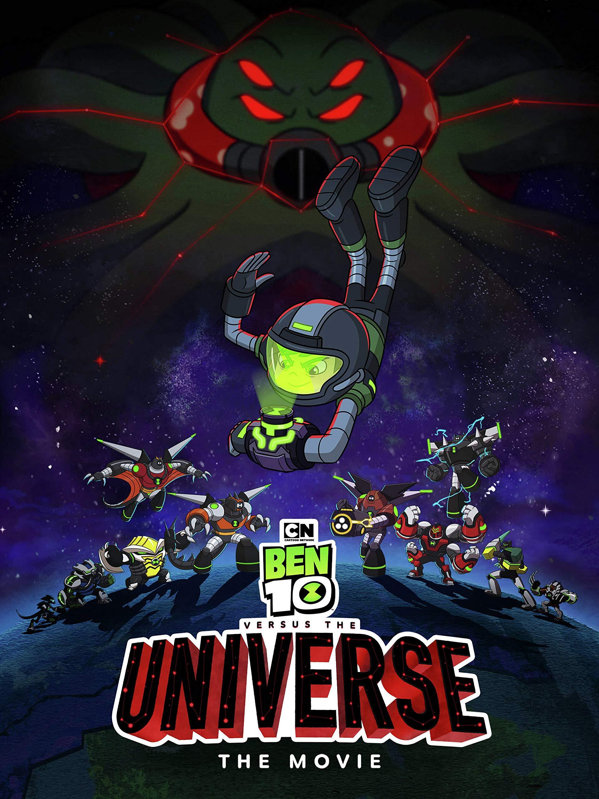 Ben 10 contre l'univers