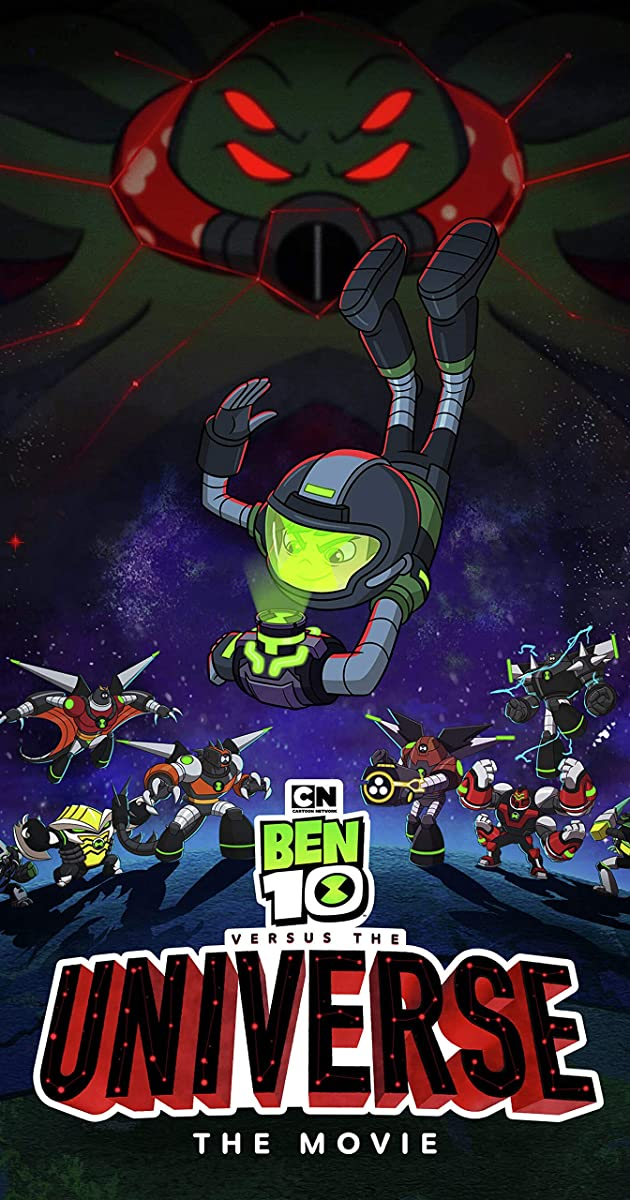 Ben 10 vs the Universe The Movie Torrent Download