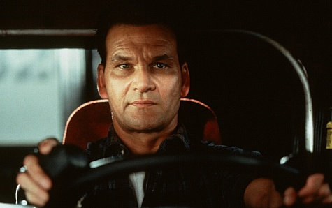 patrick swayze truck movie