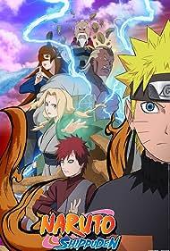 Akira Ishida, Masako Katsuki, Tomomichi Nishimura, Junko Takeuchi, Hideaki Tezuka, and Yurika Hino in Naruto: Shippûden (2007)