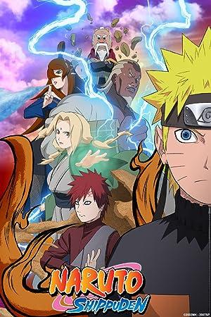 Where to stream Naruto: Shippûden