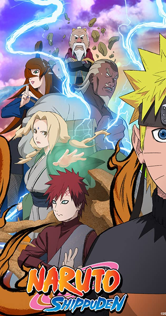 Naruto: Shippûden (TV Series 2007–2017) - IMDb