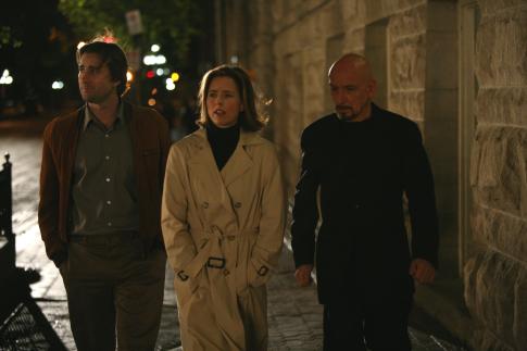 Téa Leoni, Ben Kingsley, and Luke Wilson in You Kill Me (2007)