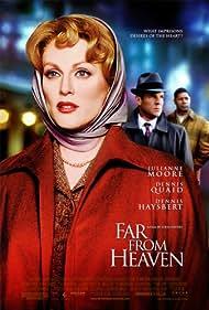 Julianne Moore, Dennis Quaid, and Dennis Haysbert in Far from Heaven (2002)