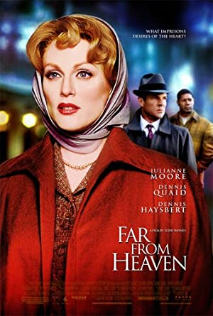 Far from Heaven Poster Image
