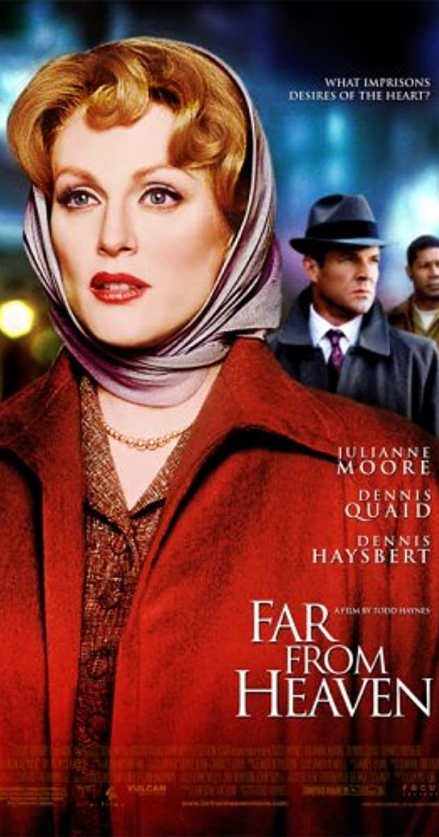Subtitle of Far from Heaven