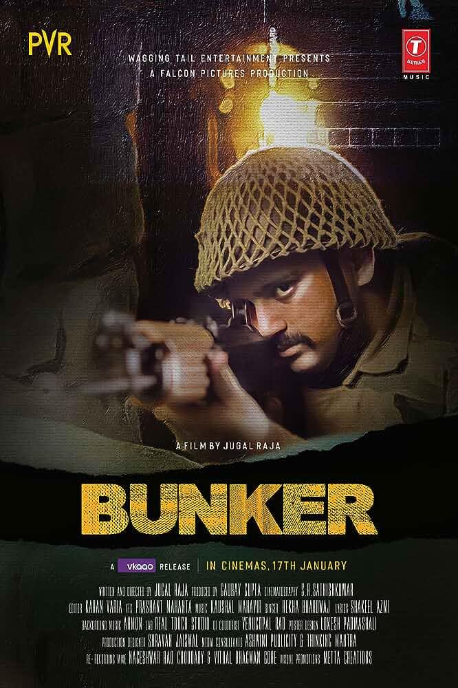 Bunker (2020) Hindi HD