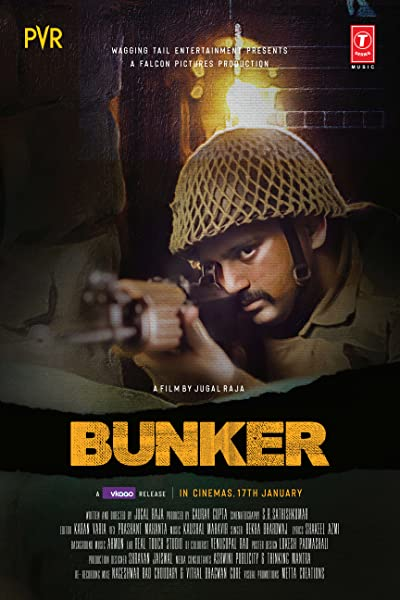 Bunker 2020 HDRip 300MB 480p Full Hindi Movie Download