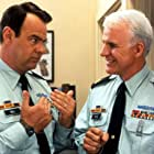 Dan Aykroyd and Steve Martin in Sgt. Bilko (1996)