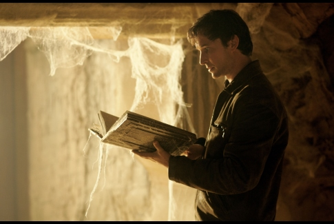 Noah Wyle in The Librarian: Return to King Solomon's Mines (2006)