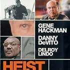 Danny DeVito, Gene Hackman, Delroy Lindo, and Rebecca Pidgeon in Heist (2001)