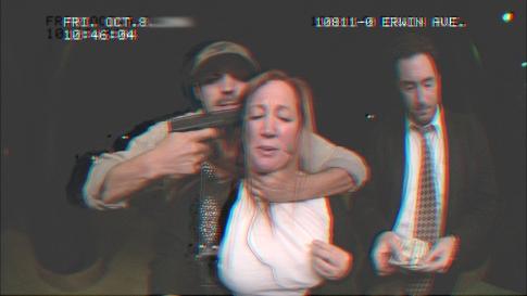 Sebastian Feldman, Rhys Coiro, and Doribeth Elkins in Look (2007)