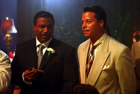 Ving Rhames and Terrence Howard in Idlewild (2006)