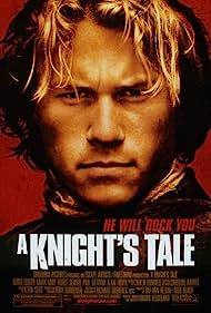 Heath Ledger in A Knight's Tale (2001)