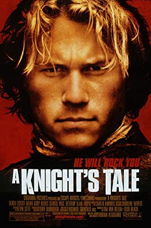 A Knight's Tale film Poster