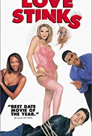 Tyra Banks, Bill Bellamy, French Stewart, and Bridgette Wilson-Sampras in Love Stinks (1999)