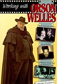 Working with Orson Welles Poster