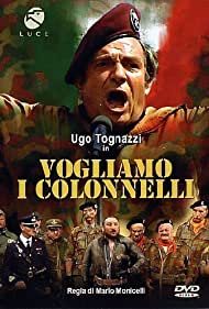 Vogliamo i colonnelli (1973) Poster - Movie Forum, Cast, Reviews