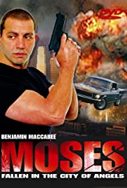 Moses: Fallen. In the City of Angels. Poster
