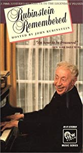 Watch adult movie clips Rubinstein Remembered USA [HDRip]