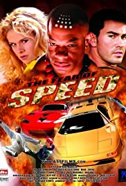 The Fear of Speed Poster