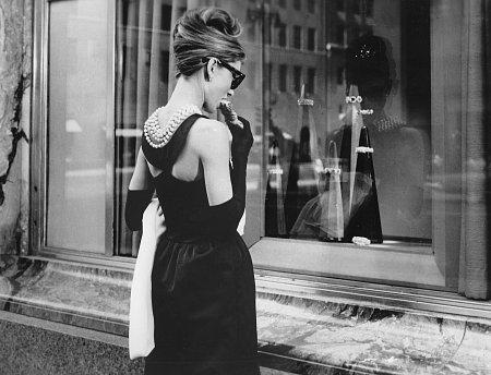 """Breakfast at Tiffany's"" Audrey Hepburn, 1961, Paramount, **I.V."