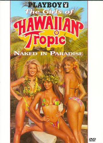 Playboy The Girls Of Hawaiian Tropic Naked In Paradise Video 1995