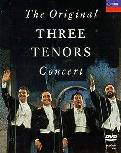 Carreras Domingo Pavarotti in Concert