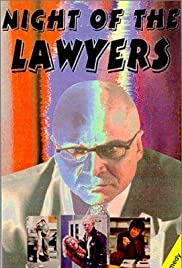 Night of the Lawyers Poster