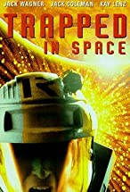 Primary image for Trapped in Space