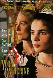Young Catherine(1991) Poster - Movie Forum, Cast, Reviews