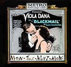 Blackmail (1920)
