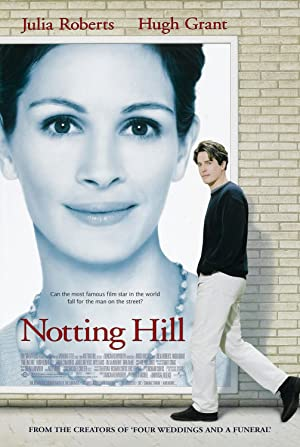 Notting Hill Cartel de la película