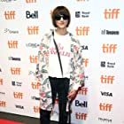 Ana Lily Amirpour at an event for Briarpatch (2019)