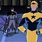 Diedrich Bader and Kevin Conroy in Justice League Action (2016)