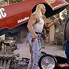 Hulk Hogan and Dennis Burkley in Suburban Commando (1991)