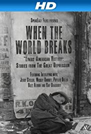 When the World Breaks Poster