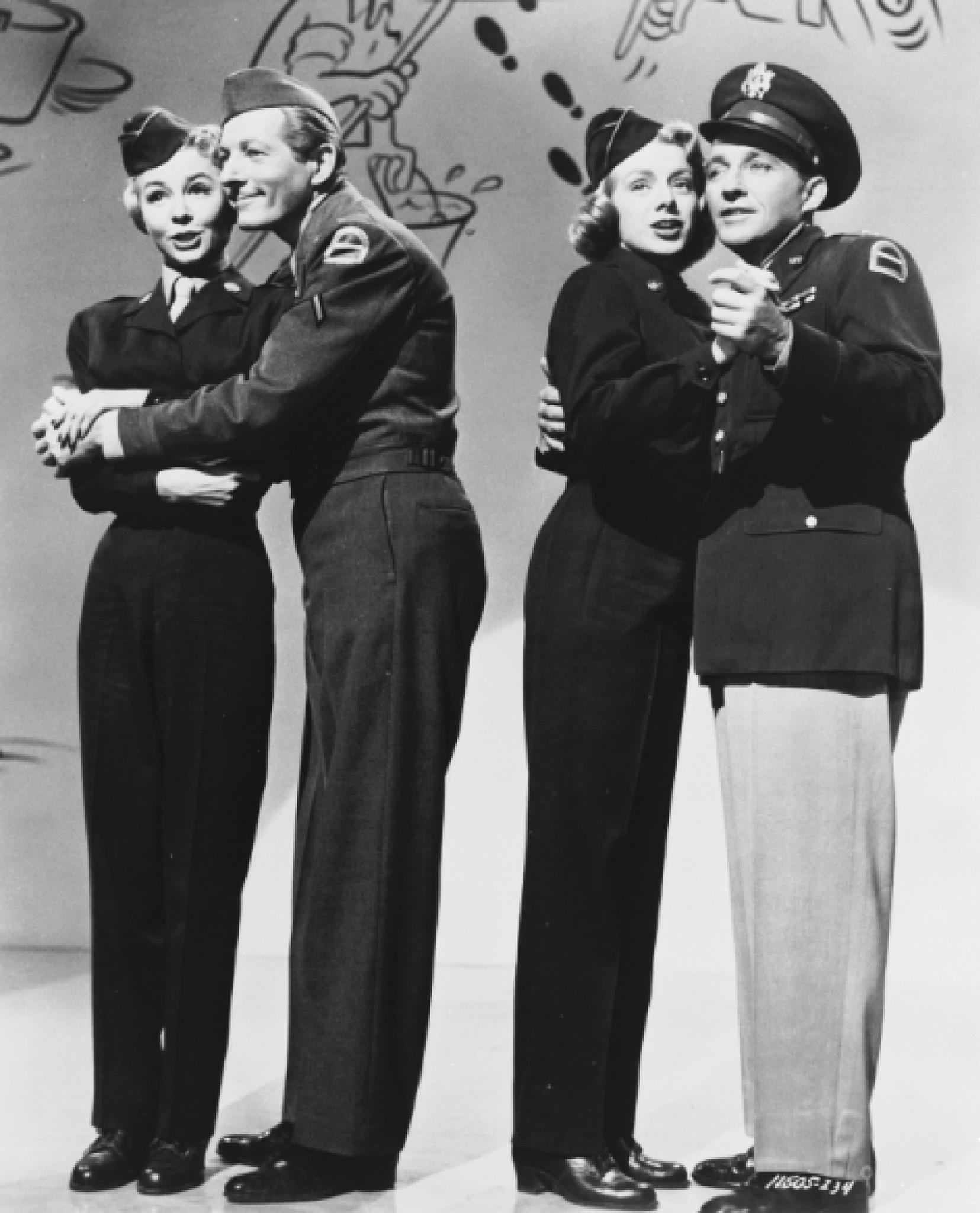 white christmas 1954 photo gallery imdb - White Christmas Bing Crosby Movie