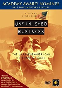 Unfinished Business Don Owen