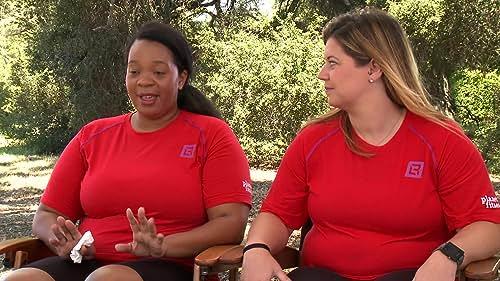Biggest Loser: Whitney Clay & Felicia Buffkin