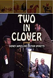 Two in Clover Poster