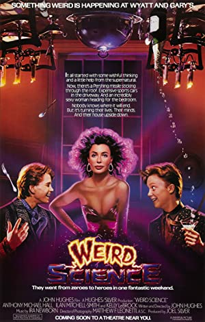poster for Weird Science