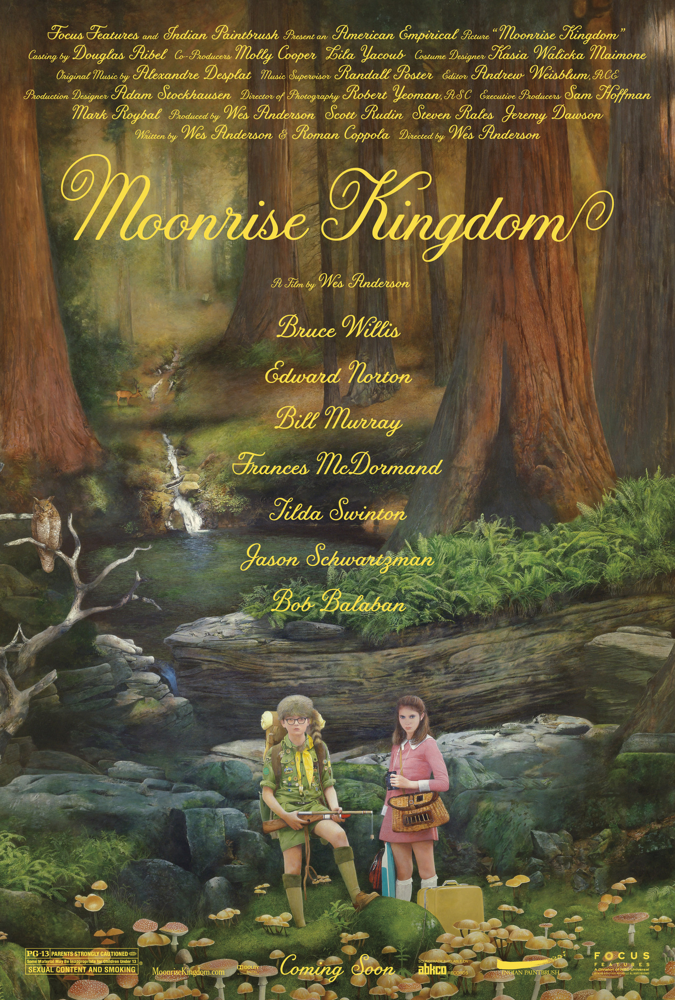 Moonrise Kingdom (2012) - IMDb