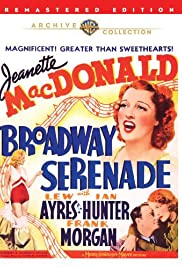 Broadway Serenade (1939) Poster - Movie Forum, Cast, Reviews