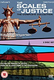 The Scales of Justice Poster