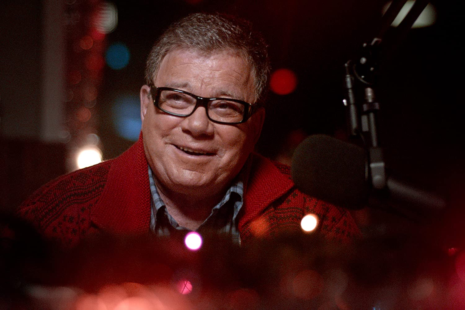 William Shatner in A Christmas Horror Story (2015)